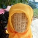 ฮิญาบ (ผ้าคลุมศรีษะสตรีมุสลิมบ้านดอนกลาง)