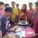กลุ่มฝึกทักษะอาชีพ อาหาร-ขนม บ้านหนองปิด