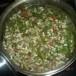 อาหารพื้นบ้าน แกงผักหวานใส่ไข่มดแดง